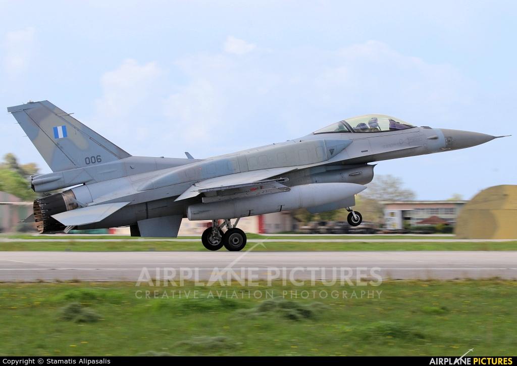 Greece - Hellenic Air Force 006 aircraft at Andravida AB