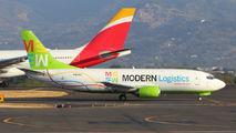 N421AU - Modern Logistics Boeing 737-300 aircraft