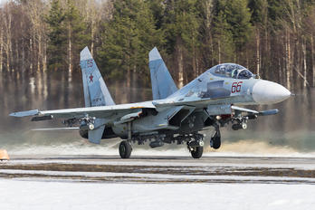 RF-90716 - Russia - Air Force Sukhoi Su-27UB