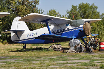 UP-A0176 - Private Antonov An-2