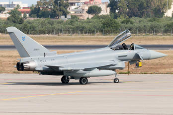 218 - Oman - Air Force Eurofighter Typhoon