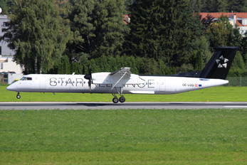 OE-LGQ - Austrian Airlines/Arrows/Tyrolean de Havilland Canada DHC-8-400Q / Bombardier Q400
