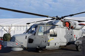 ZZ529 - Royal Navy Agusta Westland AW159 Wildcat HMA2