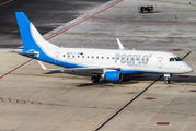 OE-LTK - People's Viennaline Embraer ERJ-170 (170-100) aircraft