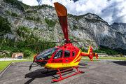 HB-ZRK - Air Glaciers Eurocopter EC135 (all models) aircraft