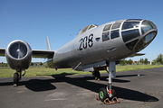 208 - Germany - Democratic Republic Air Force Ilyushin Il-28 aircraft
