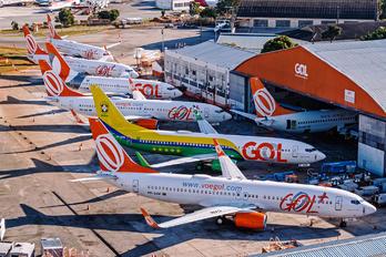 PR-GXM - GOL Transportes Aéreos  - Airport Overview - Apron