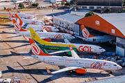 PR-GXM - GOL Transportes Aéreos  - Airport Overview - Apron aircraft