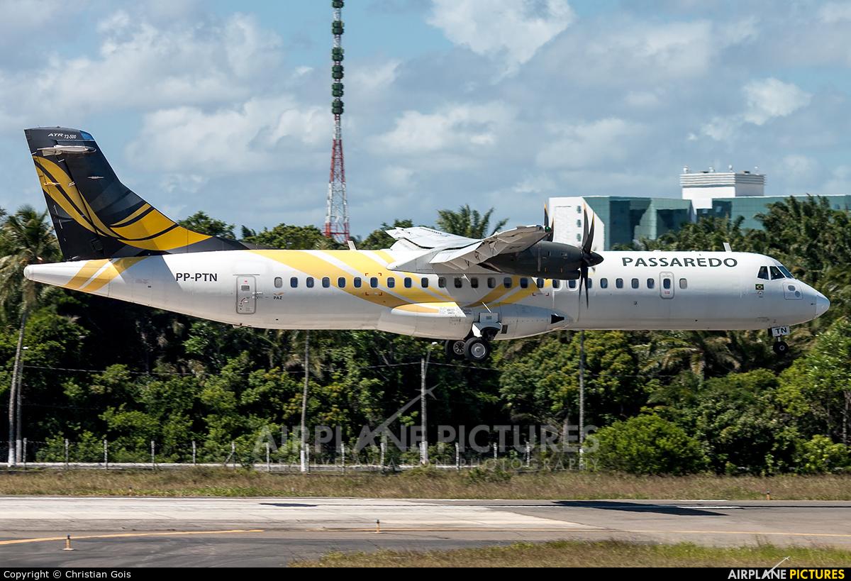 Azul Linhas Aéreas PP-PTN aircraft at Salvador - Deputado Luis Eduardo Magalhaes