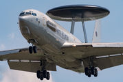 First visit of Boeing E-3 Sentry to Sofia title=