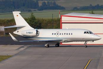 D-BEKY - Private Dassault Falcon 2000 DX, EX