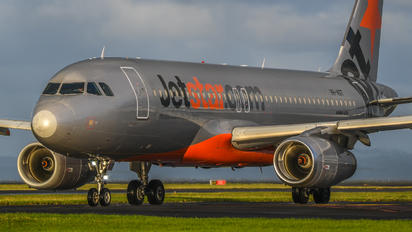 VH-VGT - Jetstar Airways Airbus A320