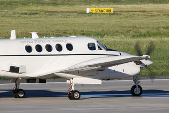 840156 - USA - Army Beechcraft C-12U Huron