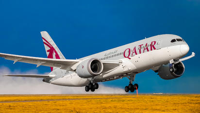 A7-BCG - Qatar Airways Boeing 787-8 Dreamliner