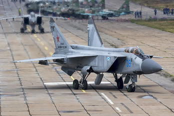 RF-95459 - Russia - Navy Mikoyan-Gurevich MiG-31 (all models)