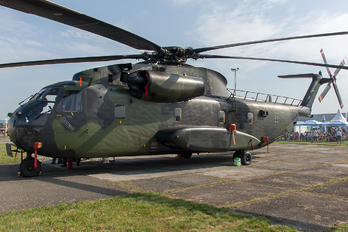84+87 - Germany - Army Sikorsky CH-53G Sea Stallion