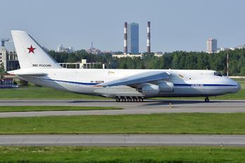 RF-82038 - Russia - Air Force Antonov An-124