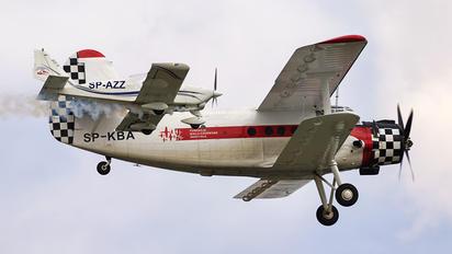 SP-AZZ - Aeroklub Ziemi Zamojskiej Aero AT-3 R100