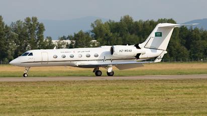 HZ-MS4B - Saudi Arabian Special Flight Services Gulfstream Aerospace G-IV,  G-IV-SP, G-IV-X, G300, G350, G400, G450