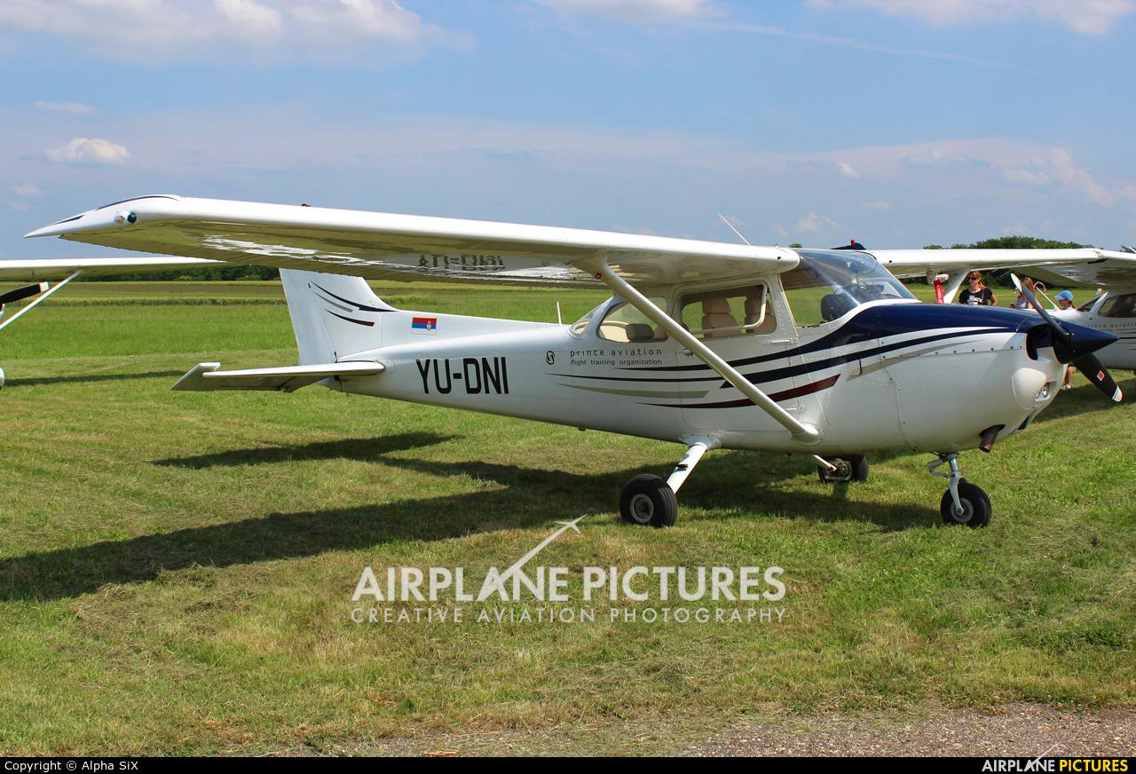 Prince Aviation YU-DNI aircraft at Off Airport - Serbia