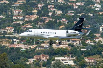 M-SNER - Private Dassault Falcon 2000 DX, EX