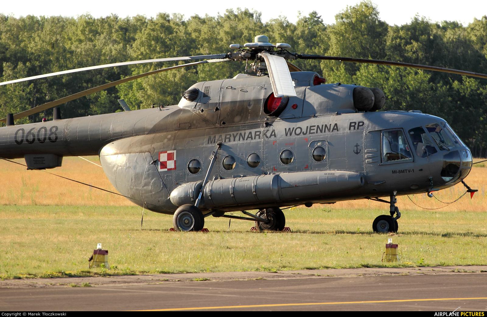 Poland - Army 0608 aircraft at Warsaw - Babice