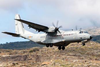 T.21-12 - Spain - Air Force Casa C-295M