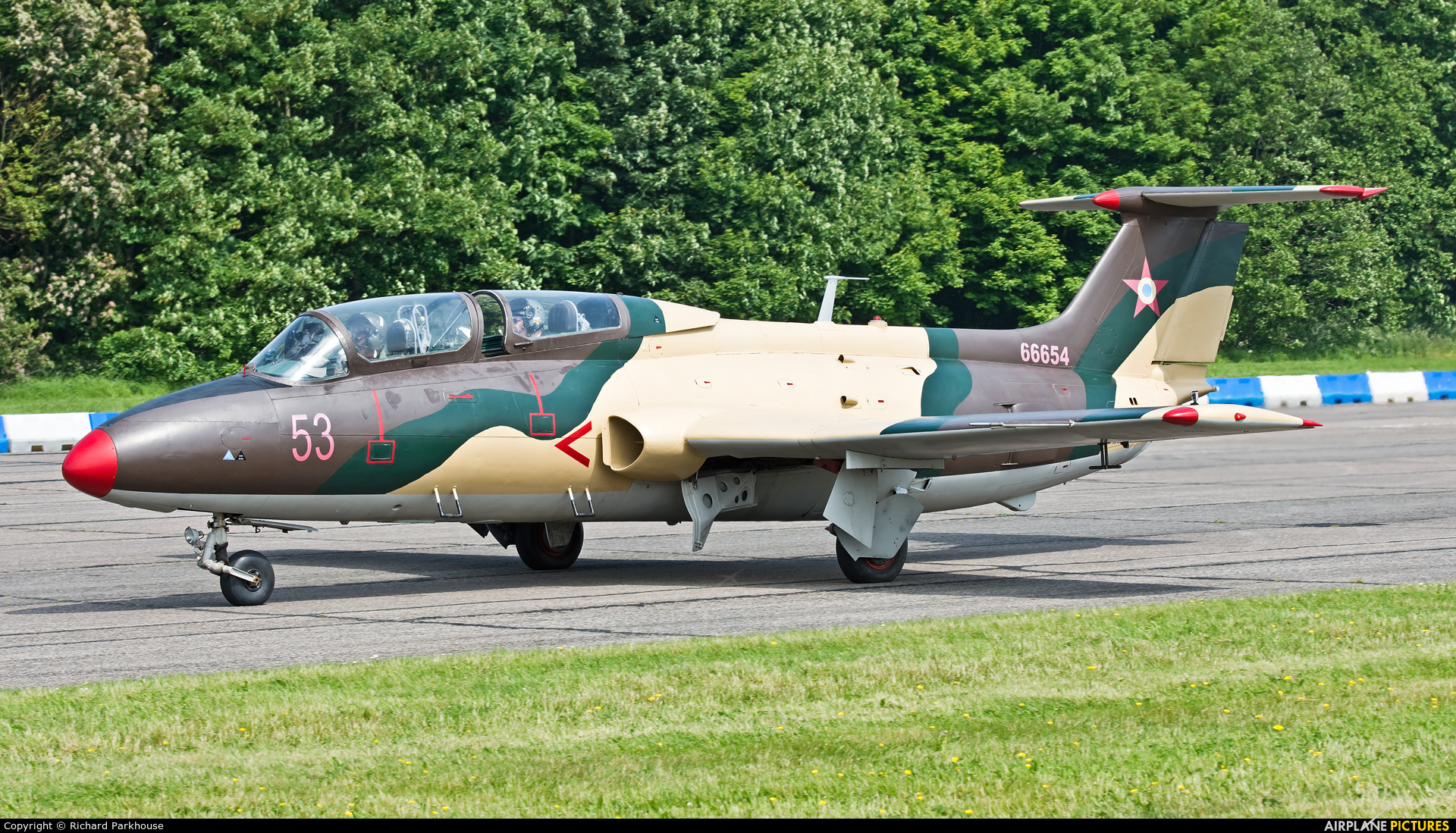 Romania - Air Force 66654 aircraft at Bruntingthorpe