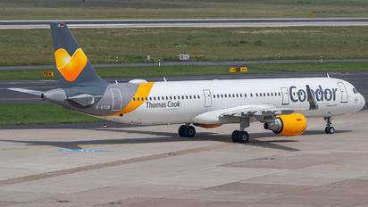 D-ATCB - Condor Airbus A321