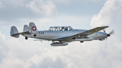 HB-RDH - Private EKW C-3605 Schlepp