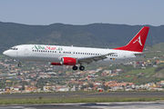 EC-LTG - AlbaStar Boeing 737-400 aircraft