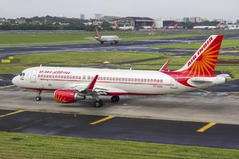 VT-EXB - Air India Airbus A320