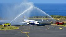 Ryanair opens a route from Manchester to Ponta Delgada title=