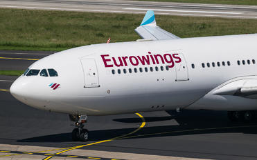 D-AXGD - Eurowings Airbus A330-200