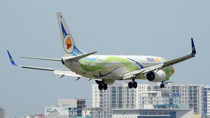 HS-DBV - Nok Air Boeing 737-800