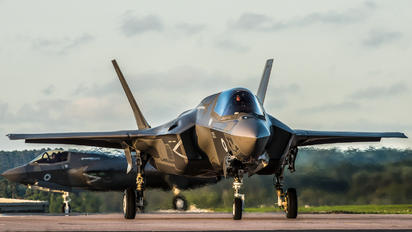 ZM145 - Royal Air Force Lockheed Martin F-35B Lightning II