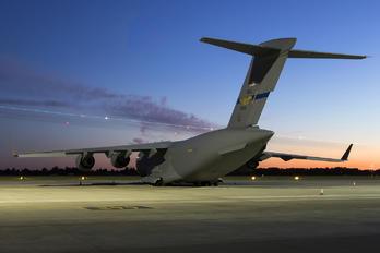 33116 - USA - Air National Guard Boeing C-17A Globemaster III