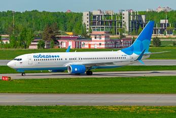 VP-BPL - Pobeda Boeing 737-86X(WL)