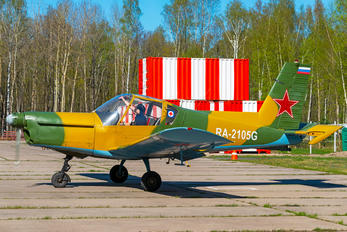 RA-2105G - Private Zlín Aircraft Z-42M