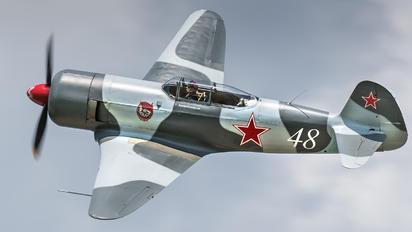 F-AZZK - Private Yakovlev Yak-3U