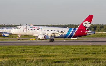 RA-89068 - Yamal Airlines Sukhoi Superjet 100LR