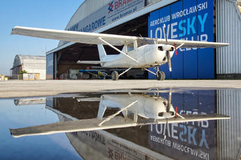 SP-GDA - Aeroklub Wroclawski Reims F150