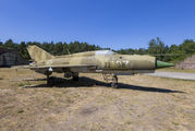 2238 - Germany - Air Force Mikoyan-Gurevich MiG-21PFM aircraft