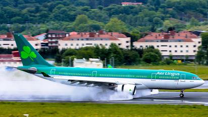 EI-GEY - Aer Lingus Airbus A330-300