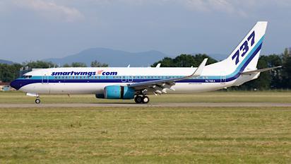 N276EA - SmartWings Boeing 737-800