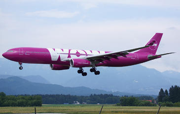 TF-LUV - WOW Air Airbus A330-300
