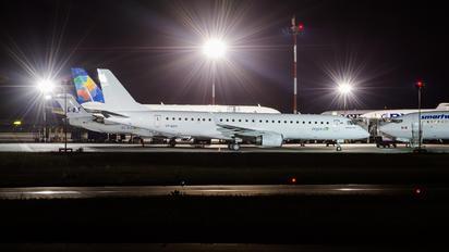 VP-BZH - Ikar Airlines Embraer ERJ-195 (190-200)