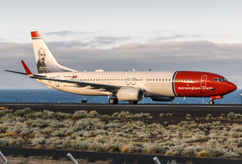 EI-FVO - Norwegian Air International Boeing 737-800