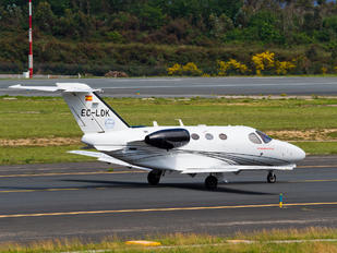 EC-LDK - Private Cessna 510 Citation Mustang