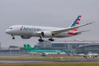 N817AN - American Airlines Boeing 787-8 Dreamliner